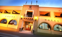 Mildura, VIC: 2- or 3-Night Getaway for Up to Four w Breakfast, Late Check-Out, and Wine at Quality Hotel Mildura Grand