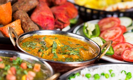 ThreeCourse Indian Meal with Wine for Two $29, Four $55 or Six People $79 at Magill Kitchen Up to $284.70 Value