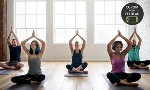 Granaqüer Artes & Yoga: 1, 2 ou 3 meses de ioga na Granaqüer Artes & Yoga – Botafogo