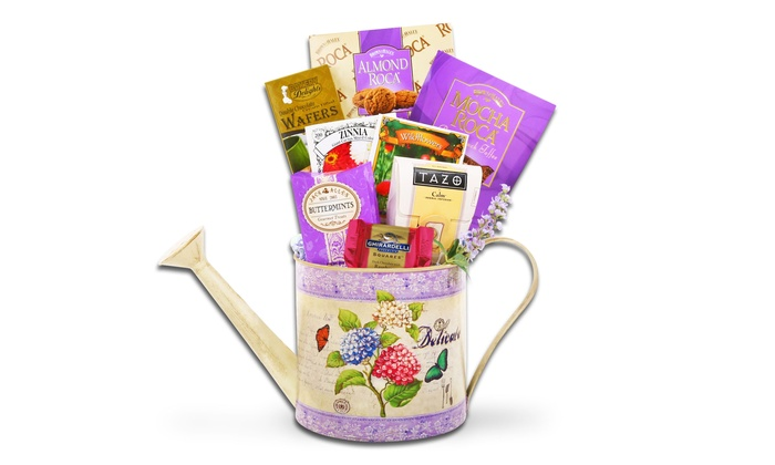Garden Gift Basket For Mom Groupon Goods