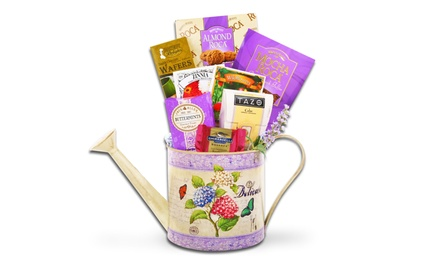 Garden gift basket for mom groupon goods for Gardening 4 less groupon