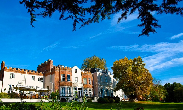 Ste Taplow House Accommodation In Taplow