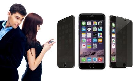 Filtro protector de cristal templado para iPhone 4/4S, 5/5S, 6/6S y 6+/6S+