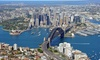 Sydney: Up to 5-Night City Break with Late Check-Out and Parking