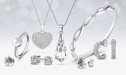 Sieraden van Mestigé met Swarovski® kristallen vanaf € 6,99, incl verzending