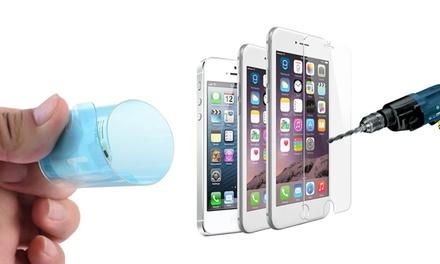 Protector de pantalla Nano Glass para iPhone desde 2,99 € (hasta 92% de descuento)
