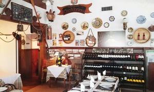 Cantabrico: Desde $279 por almuerzo o cena con entrada + plato principal + postres + copa de vino para dos o cuatro en Cantabrico
