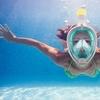 Breathefree GoPro-Compatible Snorkel Mask
