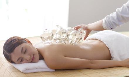 Séance de cupping et 30 min de massage au choix pour 1 ou 2 personnes dès 29,99 € chez Green Therapy (Stockel)
