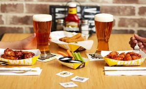 Up to 43% Off at Buffalo Wild Wings - Naples/Bonita Springs at Buffalo Wild Wings - Naples/Bonita Springs, plus 6.0% Cash Back from Ebates.