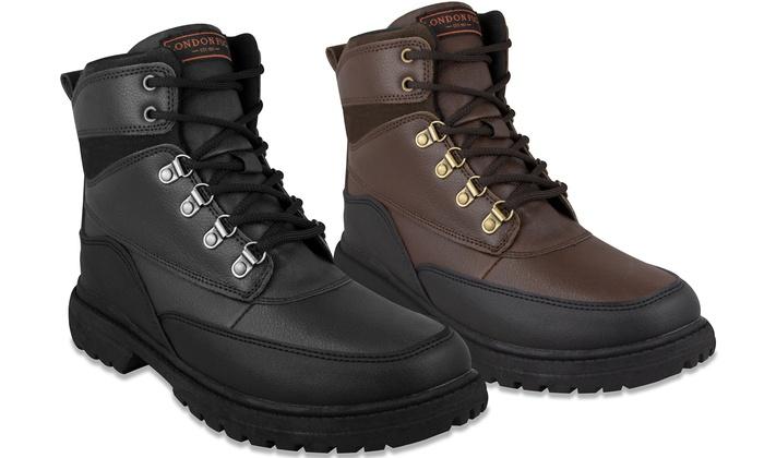 London Fog Camden Men's Boots