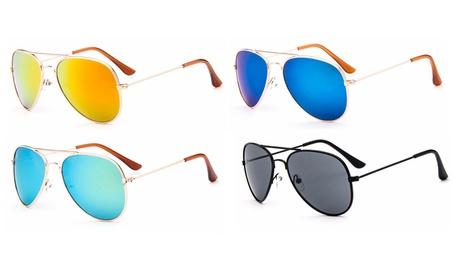 1 o 2 paia di occhiali da sole Aviator per bambini disponibili...