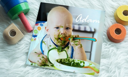 .95 for a Personalised Hard or Softcover Photobook 40 pages in a Choice of Size and Format Don't Pay up to $104.95