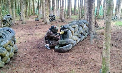 image for Paintballing With 100 Balls For One, Five, Ten or 20 from €5 at Ambushed (Up to 81% Off)