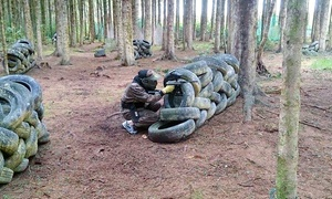 Ambushed: Paintballing With 100 Balls For One, Five, Ten or 20 from €5 at Ambushed (Up to 81% Off)