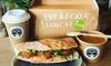 Vegane Lunchboxen inkl. Getränk