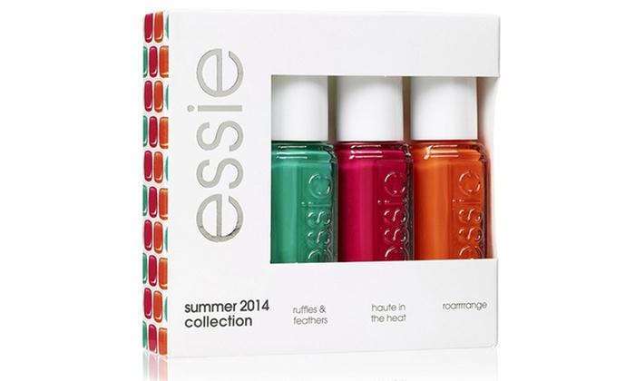 Essie Summer Nail Polish