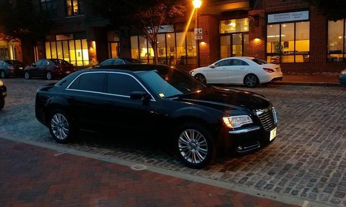 Lionheart Luxury Transportation - Baltimore: Two Hours of Car Services from Lionheart Luxury Transportation (30% Off)