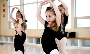 Judy Dollenmayer Studio of Dance: One Month of Dance Classes or $52 for $100 Worth of Dance Classes at Judy Dollenmayer Studio of Dance