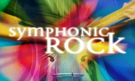 Symphonic Rock by Royal Philharmonic Orchestra on Tuesday 1 May at Royal Albert Hall (Up to 50% Off)