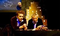 """""""Der Messias"""" von Patrick Barlow im Dezember 2017 im Theater Drehleier (50% sparen)"""