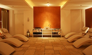 LOFT Wellnessclub: 2 oder 3 Std. Arrangement Privatsauna opt. mit Prosecco oder Genießerplatteim LOFT Wellnessclub (bis zu 23% sparen*)