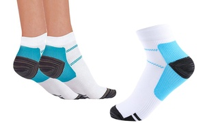 Plantar Fasciitis Compression Socks for Men and Women