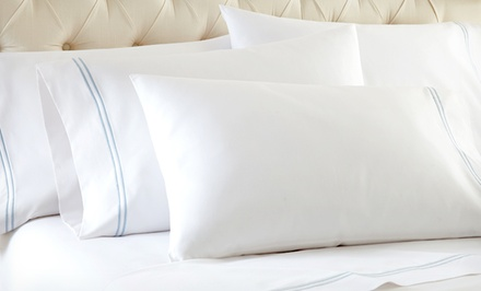 Up to 71% Off Italian Hotel Collection 1,000 Thread-Count 6-Piece Sheet Set