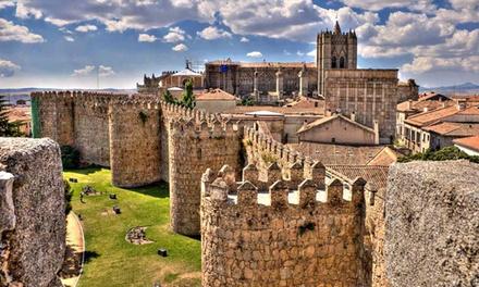 Ávila: estancia en habitación doble para 2 personas con desayuno o media pensión en Hotel Santa Teresa