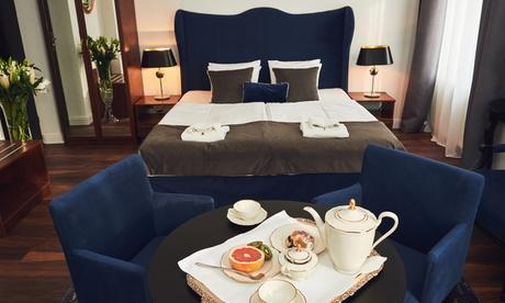 Cracovia: camera doppia, tripla o Deluxe con colazione per 2 o 3 persone presso il Shalom Kazimierz