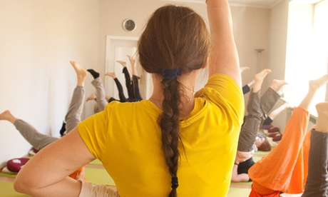 5er- oder 10er-Karte für offene Yoga-Stunden für 1 Person bei Yoga Vidya Dortmund