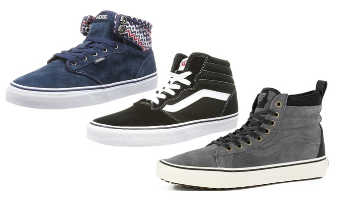 Vans Trainers in Choice of Design & Colors