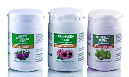 Integratori alimentari Naturpharma disponibile in 3 modelli