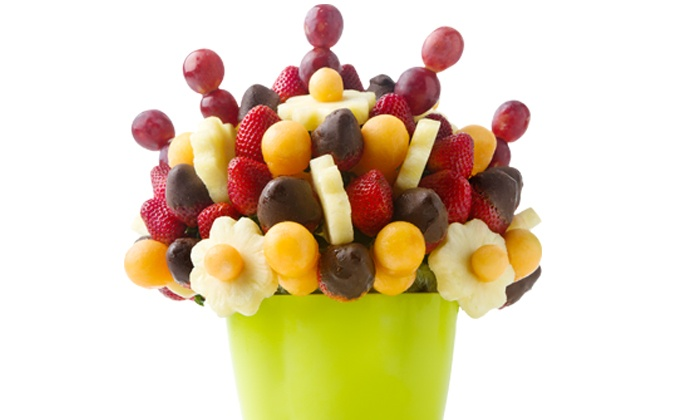 Decofruta - Multiple Locations: $15 for $30 Worth of Fruit Bouquets from Decofruta