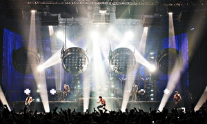 RAMMSTEIN — Up to 47% Off Metal Concert  at RAMMSTEIN, plus 6.0% Cash Back from Ebates.