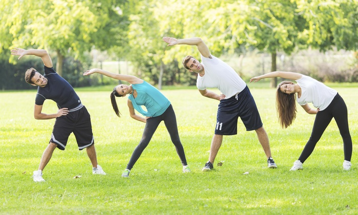 R.o.c. Fitness - Orange County: 10 Boot-Camp Classes at R.O.C. Fitness (65% Off)