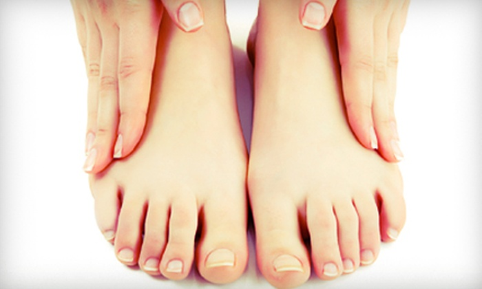 Weil Foot & Ankle Institute - Multiple Locations: $299 for Two Laser Toenail-Fungus Treatments at Weil Foot & Ankle Institute ($950 Value)
