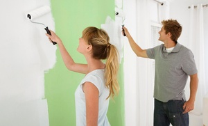 Eason Painting Inc: $358 for $650 Groupon for One Room of Interior Painting — Eason Painting