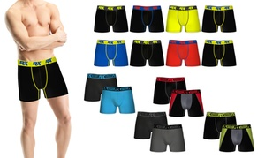 Pack 8 Boxers RX Sport