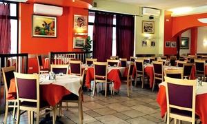 Trattoria Pizzeria Sorrento: Menu di mare di 4 portate con frittura imperiale e vino per 2 o 4 persone da Trattoria Pizzeria Sorrento (sconto al 60%)