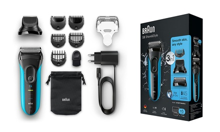 Braun Series 3 Shave&Style  (Sie sparen: 40%)