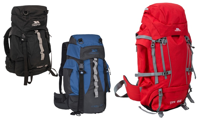 766d9eafd7c0 Trespass Backpacks and Bags   Groupon Goods