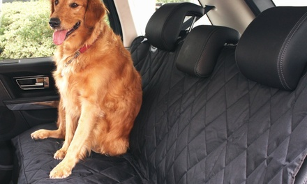 One, Two or Three Lightweight Pet Seat Protectors