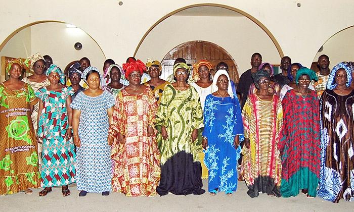 The Senegal St. Joseph Gospel Choir - Lehman Center for the Performing Arts: The Senegal St. Joseph Gospel Choir at Lehman Center for the Performing Arts on October 19 (Up to 52% Off)
