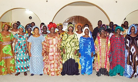 The Senegal St. Joseph Gospel Choir at Lehman Center for the Performing Arts on October 19 (Up to 52% Off)