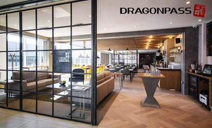 image for One-Year Airport Lounge Membership from DragonPass Airport Lounges (57% Off)