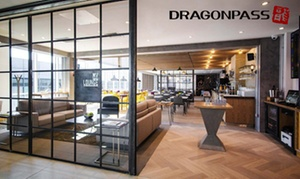 DragonPass International    : One-Year Airport Lounge Membership from DragonPass Airport Lounges (57% Off)