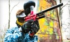 TANK'S Paintball Park - Houston: Two-Hour Paintball Party with Pizza for 10 or 20 Kids or 10 Adults at TANK'S Paintball Park (Up to 51% Off)