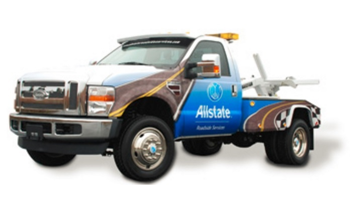roadside assistance program allstate motor club