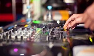 MM DJ Academy: One-Hour Taster Session or a Three-Hour Course in DJing at MM DJ Academy (Up to 66% Off*)
